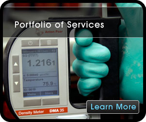 Portfolio of Services | Audits, Installations, Maintenance, Monitoring