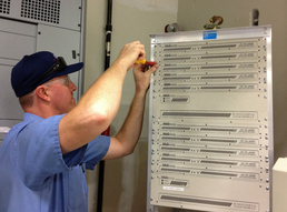 Installation of Monitoring Systems